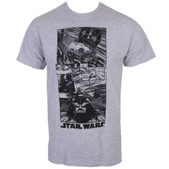 film t-shirt men's Star Wars - New Hope Manga - LIVE NATION, LIVE NATION