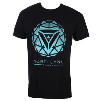 t-shirt metal men's Northlane - SPIRAL - LIVE NATION, LIVE NATION, Northlane