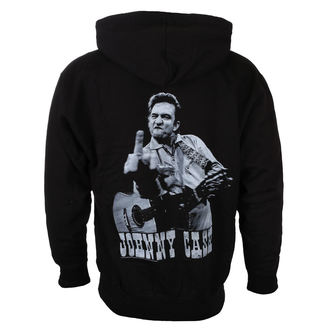 hoodie men's Johnny Cash - FLIPPIN - LIVE NATION, LIVE NATION, Johnny Cash