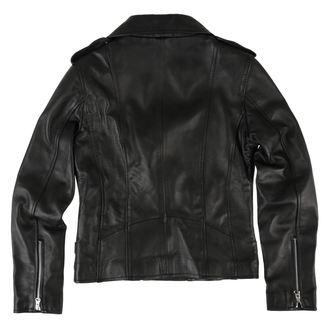 leather jacket women's - S083 - OSX, OSX