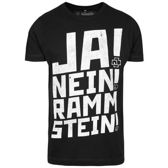 t-shirt metal men's Rammstein - Ramm 4 - RAMMSTEIN - RS004