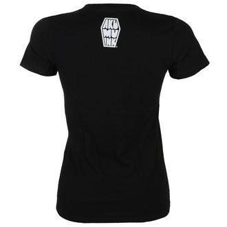 t-shirt hardcore women's - Bloody Little Secret - Akumu Ink, Akumu Ink