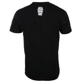 t-shirt hardcore men's - Baphomet - Akumu Ink, Akumu Ink