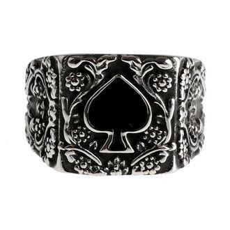 ring ETNOX - Ace of Spades - SR1511