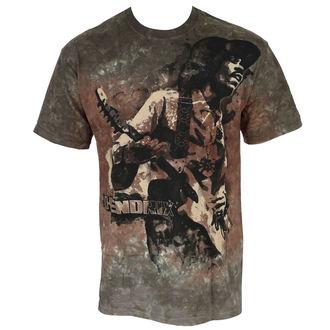 t-shirt metal men's Jimi Hendrix - Stone Free - LIQUID BLUE, LIQUID BLUE, Jimi Hendrix