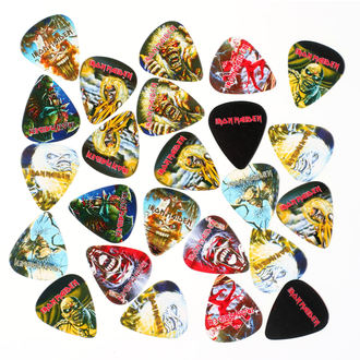 Plectrums Iron Maiden - PERRIS LEATHERS, PERRIS LEATHERS, Iron Maiden