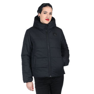 winter jacket women's - Core Poly Fill Puffer - CONVERSE, CONVERSE