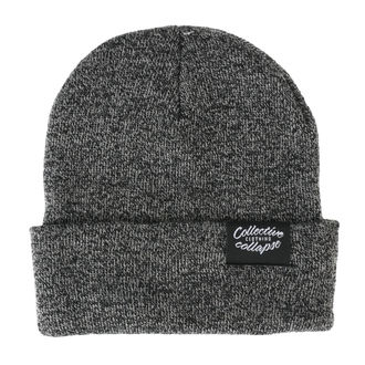 Beanie COLLECTIVE COLLAPSE - Vegan - antique grey, COLLECTIVE COLLAPSE