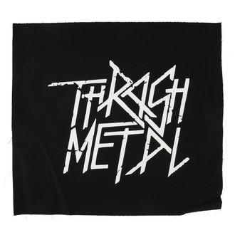 Large Patch Thrash metal
