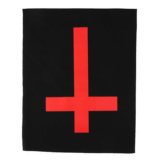 Large Patch Cross red