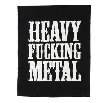 Large Patch Heavy fucking metal