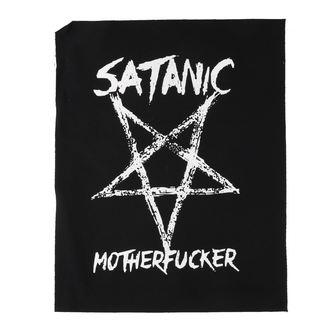 Large Patch Satanic motherfucker