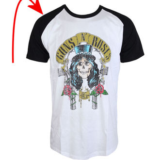 t-shirt metal men's Guns N' Roses - Slash 85 - ROCK OFF, ROCK OFF, Guns N' Roses