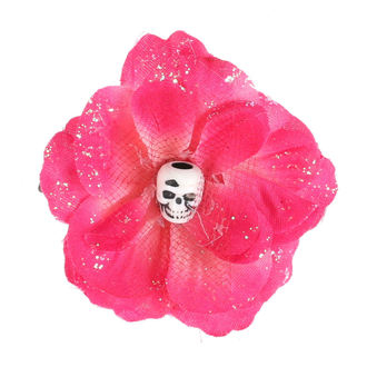 Hair clip Skull - Little Pink - NSF004