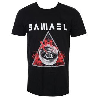 t-shirt metal men's Samael - Hegemony - NAPALM RECORDS, NAPALM RECORDS, Samael