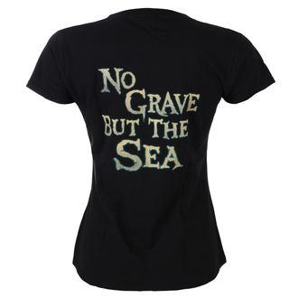 t-shirt metal women's Alestorm - No Grave But The Sea - NAPALM RECORDS, NAPALM RECORDS, Alestorm
