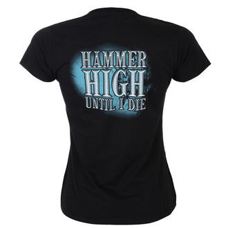 t-shirt metal women's Hammerfall - Hammer - NAPALM RECORDS, NAPALM RECORDS, Hammerfall