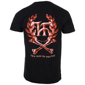 t-shirt metal men's Hammerfall - Win Or Die - NAPALM RECORDS, NAPALM RECORDS, Hammerfall