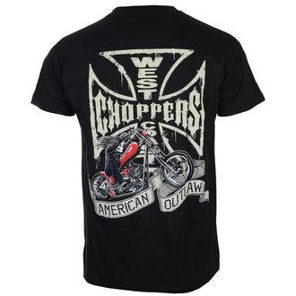 t-shirt men's - CHOPPER DOG - West Coast Choppers, West Coast Choppers