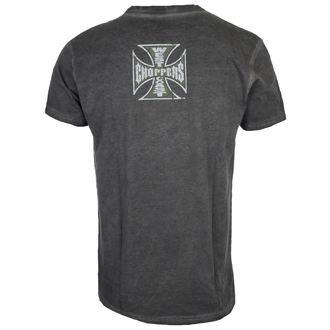 t-shirt men's - CUSTOM LOGO - West Coast Choppers, West Coast Choppers