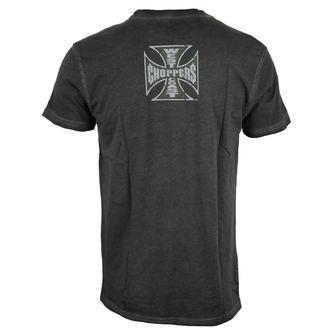 t-shirt men's - LOCK UP - West Coast Choppers, West Coast Choppers