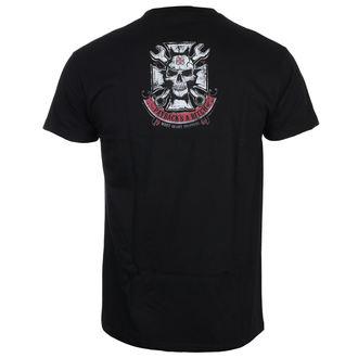 t-shirt men's - MECHANIC - West Coast Choppers, West Coast Choppers