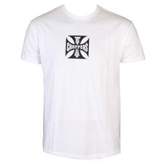 t-shirt men's - OG CROSS ATX - West Coast Choppers, West Coast Choppers
