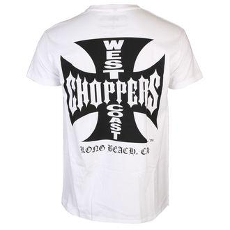 t-shirt men's - OG CROSS - West Coast Choppers, West Coast Choppers