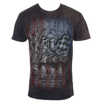 t-shirt men's - USA LOUD PIPE - West Coast Choppers - WCCTS132644ZW