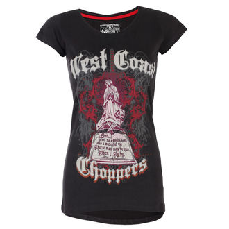t-shirt women's - SAINT - West Coast Choppers