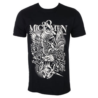 t-shirt metal men's Of Mice & Men - Eagle - ROCK OFF, ROCK OFF, Of Mice & Men
