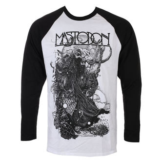 t-shirt metal men's Mastodon - Hermit - ROCK OFF, ROCK OFF, Mastodon