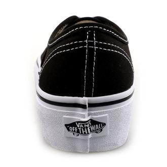 low sneakers women's - VANS - VN0A3AV8BLK1