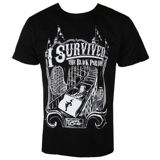 t-shirt metal men's My Chemical Romance - I SURVIVED - LIVE NATION, LIVE NATION, My Chemical Romance