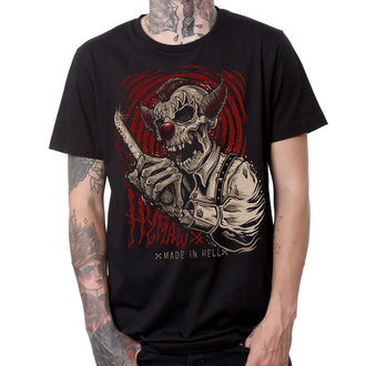 t-shirt hardcore men's - CLOWN - HYRAW, HYRAW