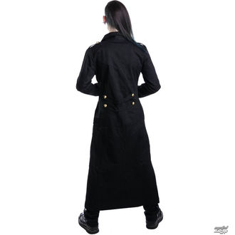 coat men's VIXXSIN - Silent - Black - DAMAGED, VIXXSIN