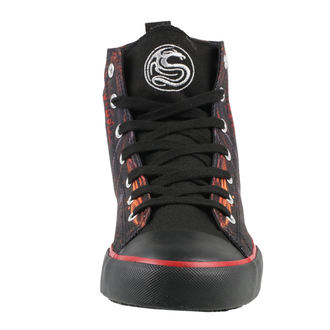 high sneakers men's - DRAGON FURNACE - SPIRAL, SPIRAL