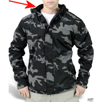 spring/fall jacket - Windbreaker + Zipper - SURPLUS