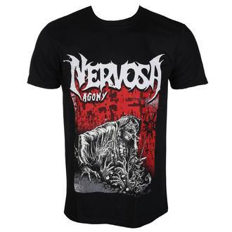t-shirt metal men's Nervosa - Agony - NAPALM RECORDS, NAPALM RECORDS, Nervosa
