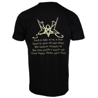 t-shirt metal men's Summoning - As Echoes From The World Of Old - NAPALM RECORDS, NAPALM RECORDS, Summoning