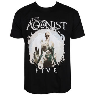 t-shirt metal men's Agonist - Five - NAPALM RECORDS, NAPALM RECORDS, Agonist