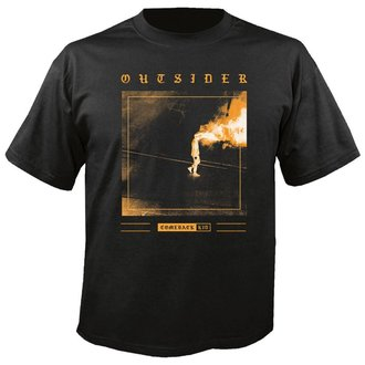 t-shirt metal men's Comeback Kid - Outsider - NUCLEAR BLAST, NUCLEAR BLAST, Comeback Kid
