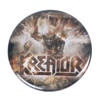 Badge KREATOR - Phantom antichrist - limited - NUCLEAR BLAST, NUCLEAR BLAST, Kreator