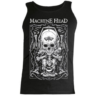 Top Men's MACHINE HEAD - Moth - NUCLEAR BLAST, NUCLEAR BLAST, Machine Head