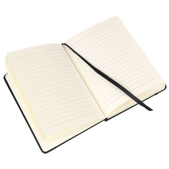 Writing Notepad KILLSTAR - WHO'S BAD JOURNAL - BLACK, KILLSTAR