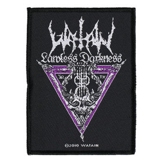 patch WATAIN - LAWLESS DARKNESS - RAZAMATAZ, RAZAMATAZ, Watain