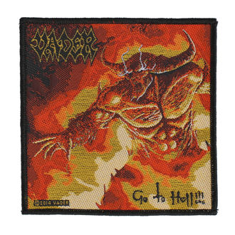 patch VADER - GO TO HELL - RAZAMATAZ - SP2764