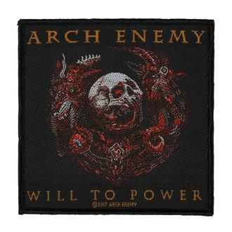 patch ARCH ENEMY - WILL TO POWER - RAZAMATAZ, RAZAMATAZ, Arch Enemy