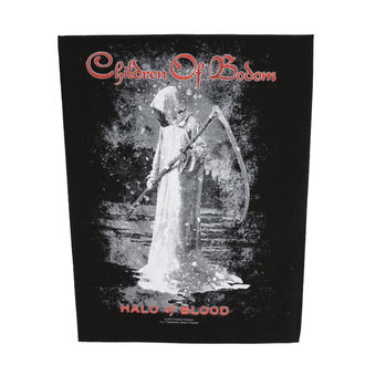patch large CHILDREN OF BODOM - HALO OF BLOOD - RAZAMATAZ, RAZAMATAZ, Children of Bodom