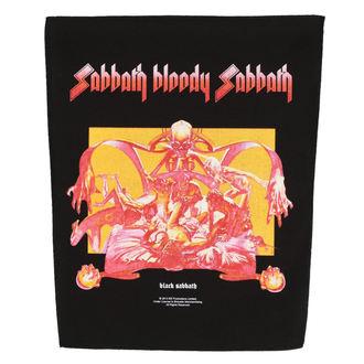 patch large BLACK SABBATH - SABBATH BLOODY SABBATH - RAZAMATAZ, RAZAMATAZ, Black Sabbath